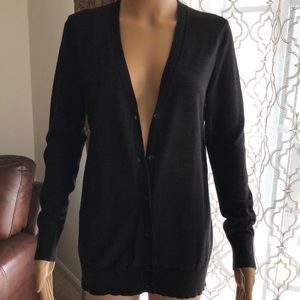 Ann Taylor women's black  cardigan!🌟